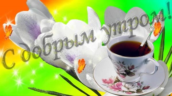 с добрым утром пожелание