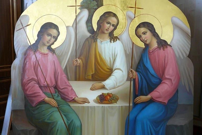 поздравления с Троицей в прозе