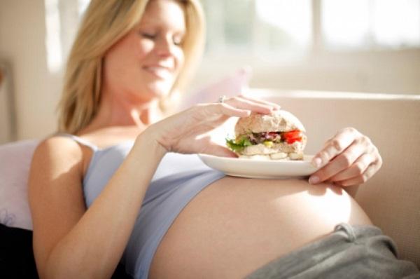 смешная история о беременной