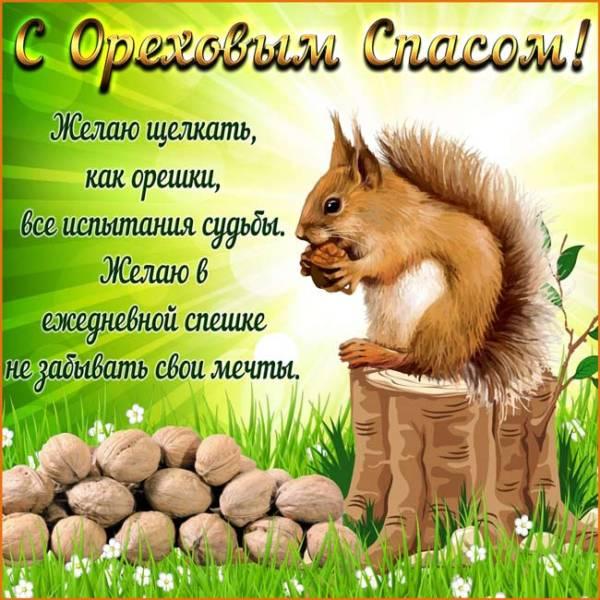 картинка прикольная с Ореховым Спасом-6