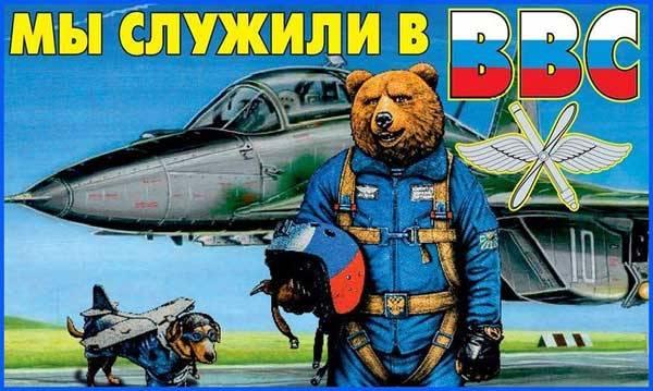прикольная картинка с днем ВВС-1
