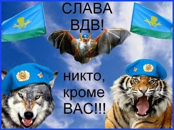 картинка с днем ВДВ прикольная-6