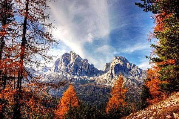 красивый осенний пейзаж-4