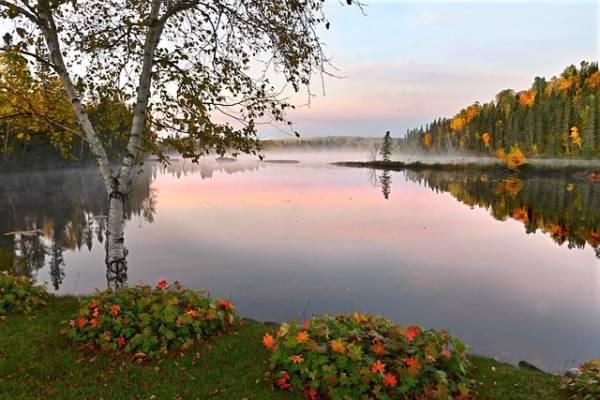красивый осенний пейзаж-14