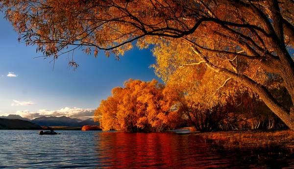 красивый осенний пейзаж-7