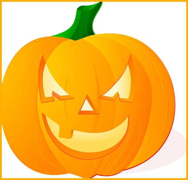 тыква атрибут праздника Хэллоуин