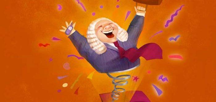 прикольный юрист с поздравлением