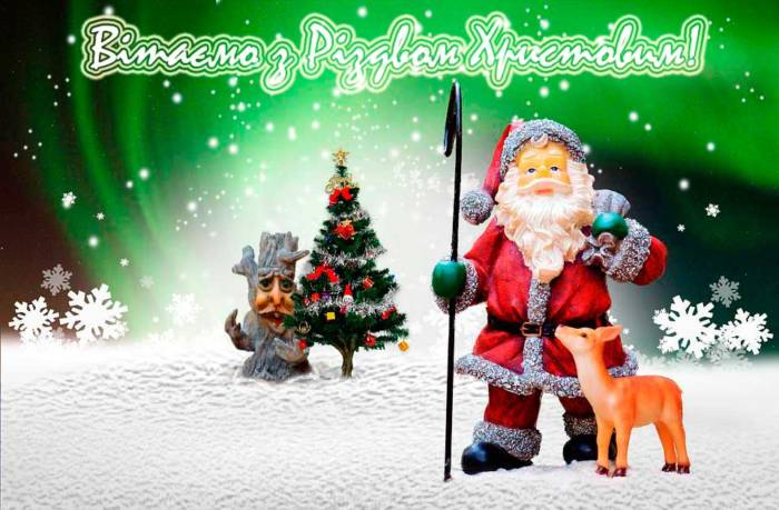 открытка с Рождеством-8